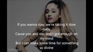 My favorite part - Mac Miller ft Ariana Grande (lyrics)