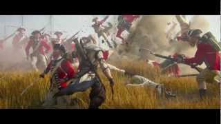 Assassin's Creed 3 Music Video- Knights Of Cydonia
