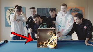 CRAZY WHAT'S IN THE BOX CHALLENGE w / FaZe Clan