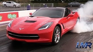 World's First 9 Second C7 Corvette!!!!
