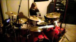 Everywhere I Go - Hollywood Undead (Drum Cover)