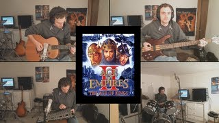 Age of Empires II - Shamburger (cover)