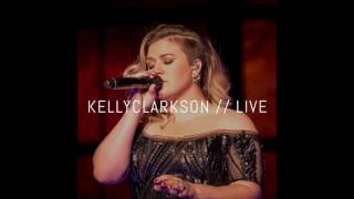KELLY CLARKSON // LIVE -  I'll Stand By You by The Pretenders (Audio)