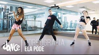 Ela Pode - Mc Davi - Coreografia |  FitDance - 4k
