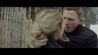 Spectre - James Bond rescata a la Dra. Swan