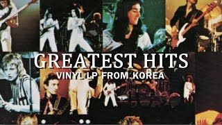 [040] Greatest Hits - Vinyl LP from Korea (1980)