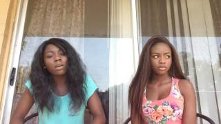 How You Gonna Act Like That Cover By Ambria and Tamia