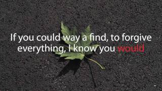 Crawling Back To You - Daughtry - OFFICIAL LYRICS HD