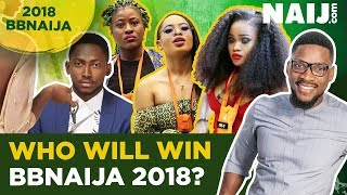 BBNaija 2018: Here's why you should vote for Miracle, Alex and Tobi | Legit TV