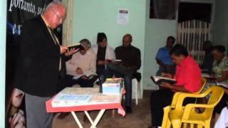 Ponto de pregação da Assembleia de Deus Ipiranga - Bauru/SP