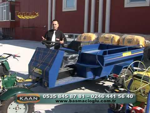 kaan tarım makineleri