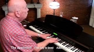 The Apartment (The key to love)  Adolf Deutsch by Hugo Bear Gimenez