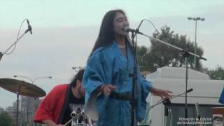 Los Parraleños - Sacrificio y Rock and Roll - (Nikkai Matsuri 2011)