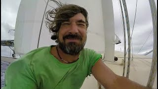 It's a bit rough, i don't feel sick though!!  Sailing Vessel Delos Ep. 136 width=