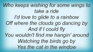17893 Petula Clark - The Cat In The Window (The Bird In The Sky) Lyrics