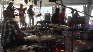 Jelly Bread - Vaudville Stage - HSMF 2013
