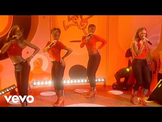 Videoclip oficial de 'Bills, Bills, Bills', de Destiny's Child.