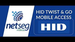 HID Twist & Go Solução de Acesso Mobile - powered by Seos™ - NetSeg Videos