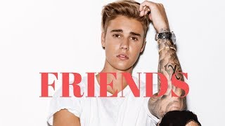 Justin Bieber - Friends ft. BloodPop (Official Audio + Fade Out)