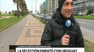 Empate de Argentina – Uruguay - Telefe Noticias