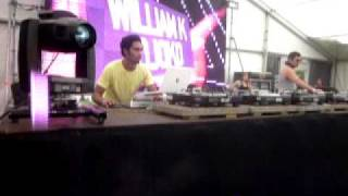 WILLIAM KOUAM DJOKO LIVE @ AWAKENINGS FESTIVAL 26-06-2010