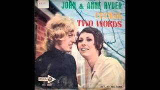 John & Anne Ryder - Cecilia