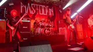 MASTODON - Blasteroid (Live in Köln 2012, HD)