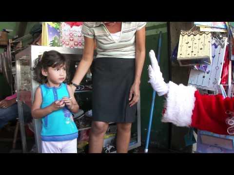 Santa Does Nicaragua