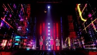 4th Impact  Week 3 Group Finalists Performance  What A Feeling by Irene Cara