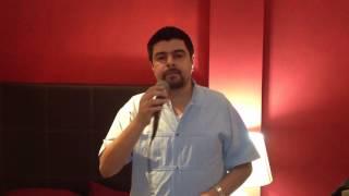 El pecador alberto Vázquez cover de Greg López