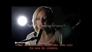David Guetta ft Sia   Legendado Madilyn Bailey   Titanium