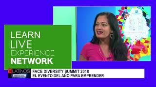 Eliana Tardío invita a todos al Face Diversity Summit 2018