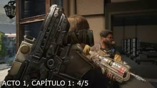 Gears of wars 4 - Coleccionables - Acto 1, Capítulo 1