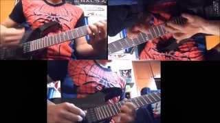 "The Amazing Spider Man 2 Theme Metal Cover ""Im Spider Man"""
