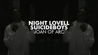 Night Lovell x $UICIDEBOY$ - Joan Of Arc [Extreme Bass Boost]
