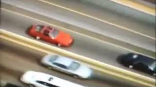 Chaos King over a short-lived police chase