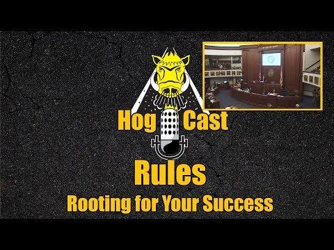 Hog Cast - Rules