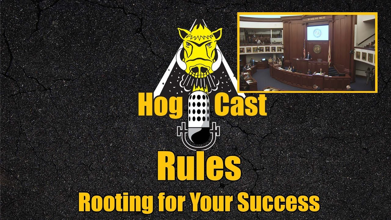Hog Cast - Rules