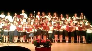 Παιδική Ορχήστρα - Χορωδία Μαξιμείου Σερρών - ΟΠΟΥ ΥΠΑΡΧΕΙ ΑΓΑΠΗ