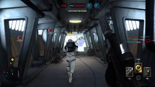 "STAR WARS Battlefront ""AHHH...I'm coming Elizabeth!!"" 1/13/16"