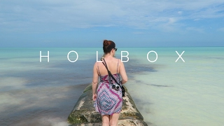 First day on HOLBOX Island, Mexico