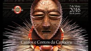 N'jila - Professor Pretinho confirma presença