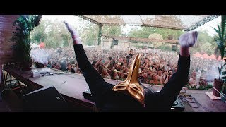 CLAPTONE presents The Masquerade at Brunch In Barcelona 2017