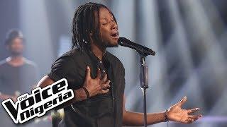 Syemca - 'Unsteady' / Live Show/ The Voice Nigeria/ Season