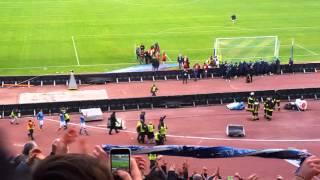 Un giorno all'improvviso Napoli-Empoli 5-1