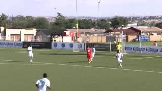 TuksVSFerroviario Maputo