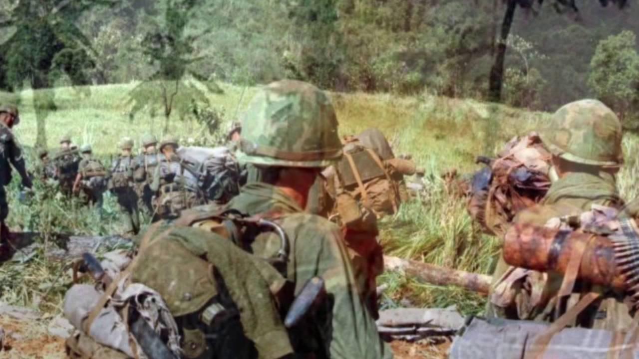 Vietnam War Paint It Black Music 60s Rock