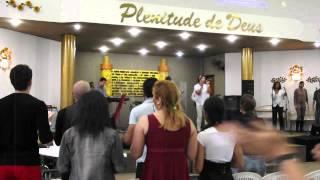 Louvor Igreja Plenitude de Deus - Gospel Music Café 2012
