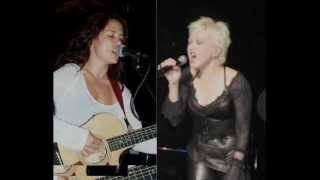 ANDI RAE HEALY feat. CYNDI LAUPER-had to go-