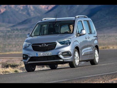 Opel Combo пасс. Base
